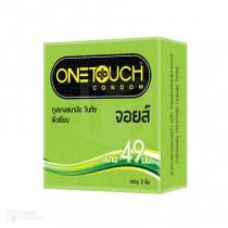 ถุงยางอนามัย OneTouch Joys (ผิวเรียบ ไซต์ 49)