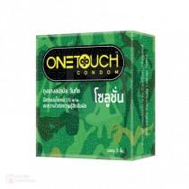 ถุงยางอนามัย One Touch Solution (เครือบสารชะลอการหลั่ง)