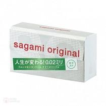 ถุงยางญี่ปุ่น Sagami Original 0.02 box of 12