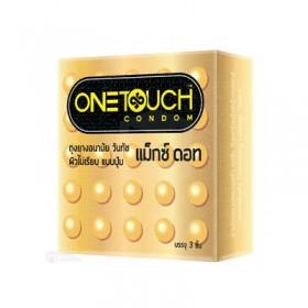 ถุงยางอนามัย One Touch Maxx Dot (ปุ่มใหญ่พิเศษ)