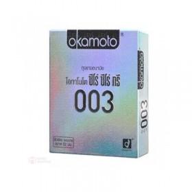 ถุงยางอนามัย Okamoto 003 (แบบบางมาก)