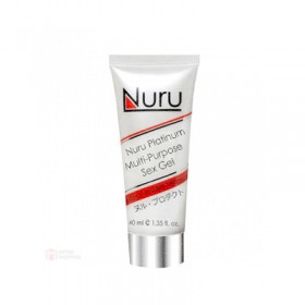 Nuru Gel Platinum 40 ml