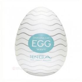 Tenga Egg Wavy